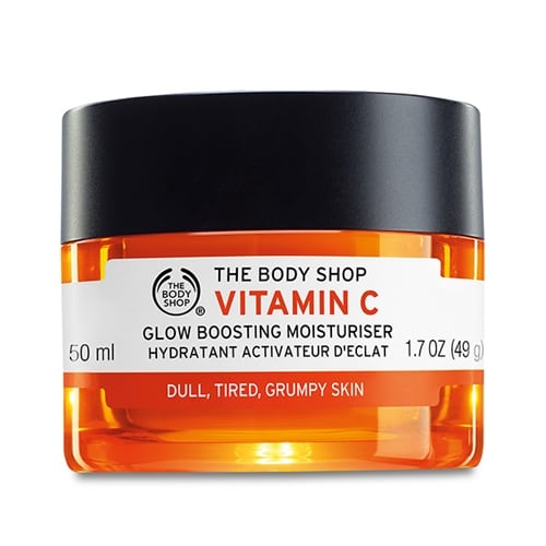 The body shop moisturiser