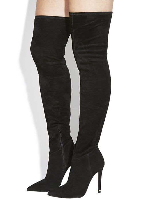 Office Premium Blake Over The Knee Boots 200
