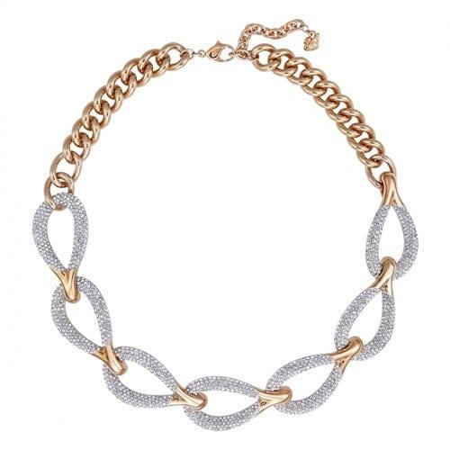Swarovski Every All Around Links Necklace 249