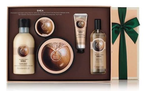The Body Shop Shea Premium Collection 30