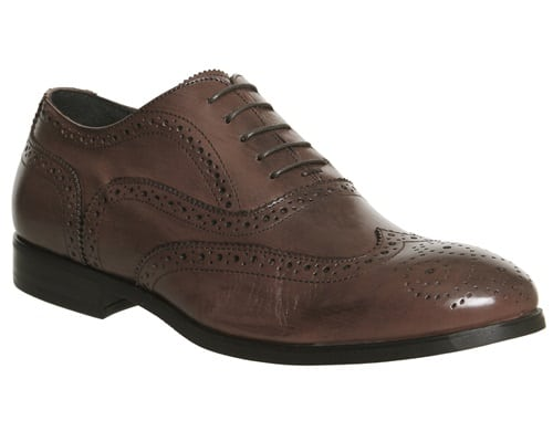 ask the missus brogues