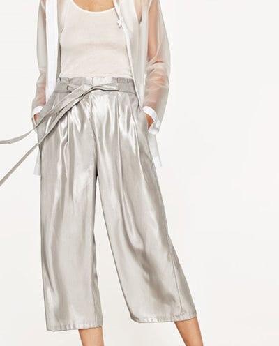 Zara Culottes 25.99