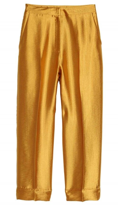 HM Wide Suit Trousers 39.99