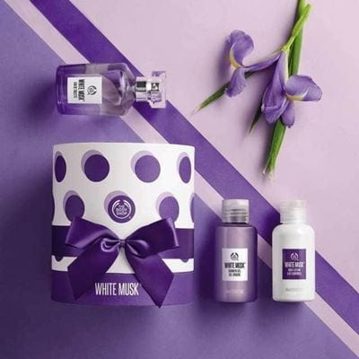 The Body Shop White Musk Eau De Toilette 60ml Gift Set 18