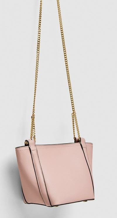 Zara Mini Bucket Bag 15.99