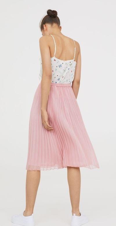 HM Pleated Skirt 19.99 bh