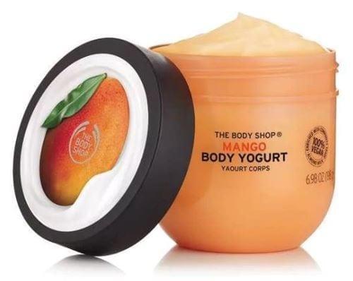 The Body Shop Mango Body Yogurt 8.50