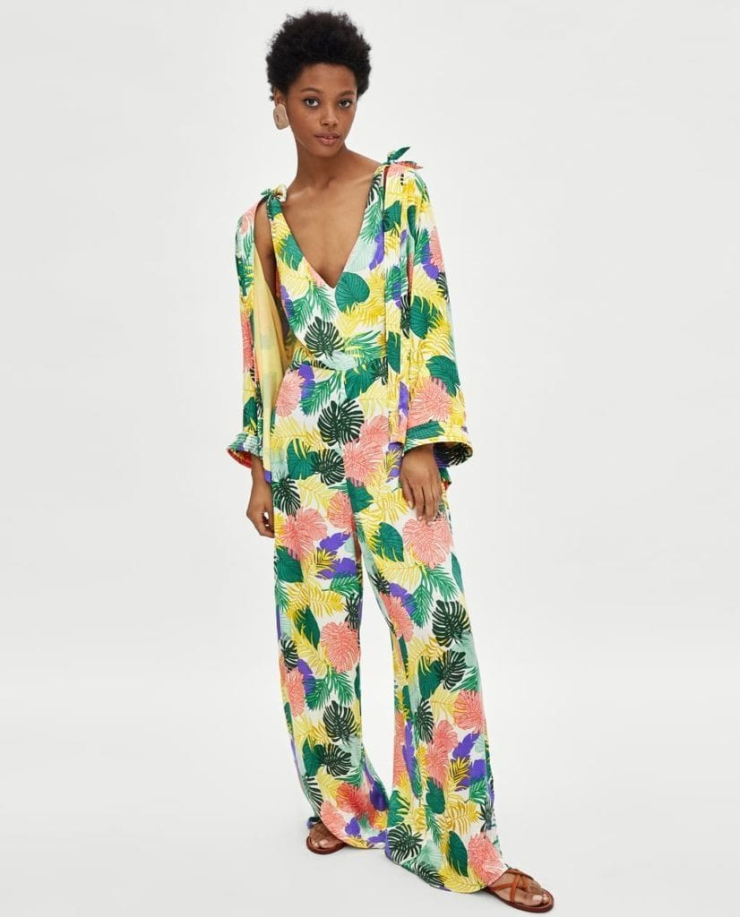 Zara Summer Jumpsuit