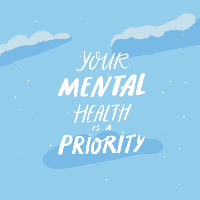 mental health is a priority