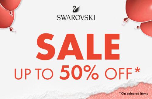 Swarovski Sale - Up to 50% off