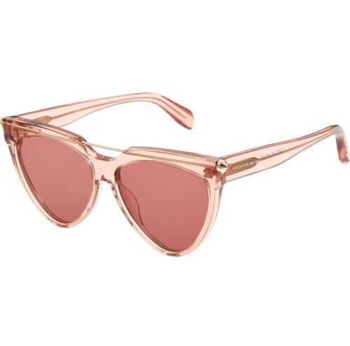 Alexander McQueen Translucent Pink Sunglasses - TK Maxx - £69.99