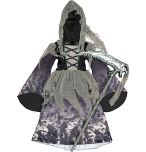 ghostly spirit costume image