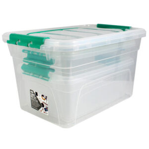 the works carry storage box set